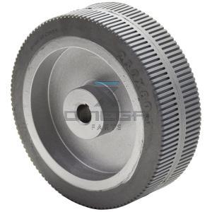 Mantall  051005J358 Wheel/tire - 230x80