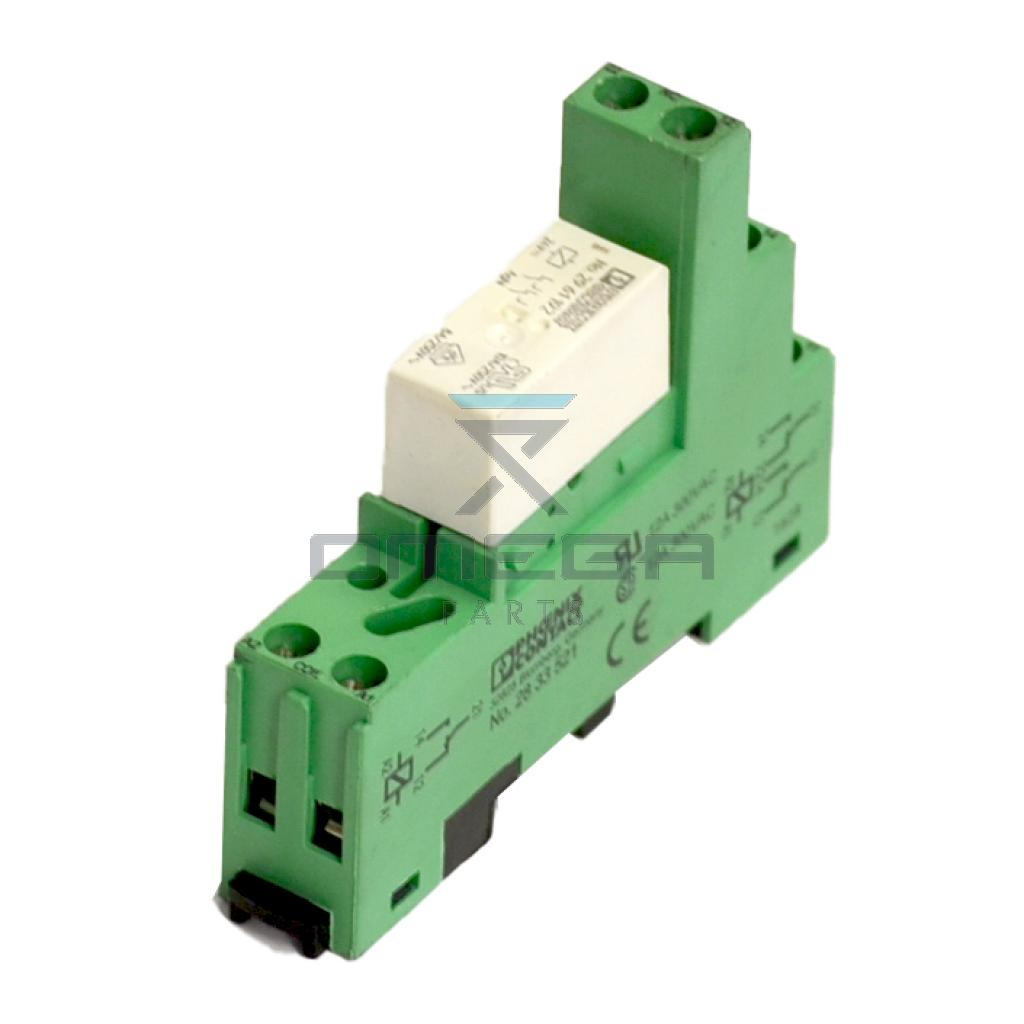 GMG  41050 Relay + socket 24V