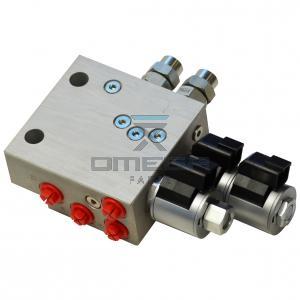 Mantall  05J0000648 Hydraulic valve assembly